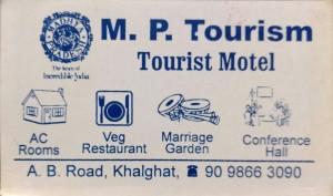 card MP turism